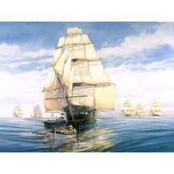 Aivazovsky Ivan | Айвазовский И. | Парусник