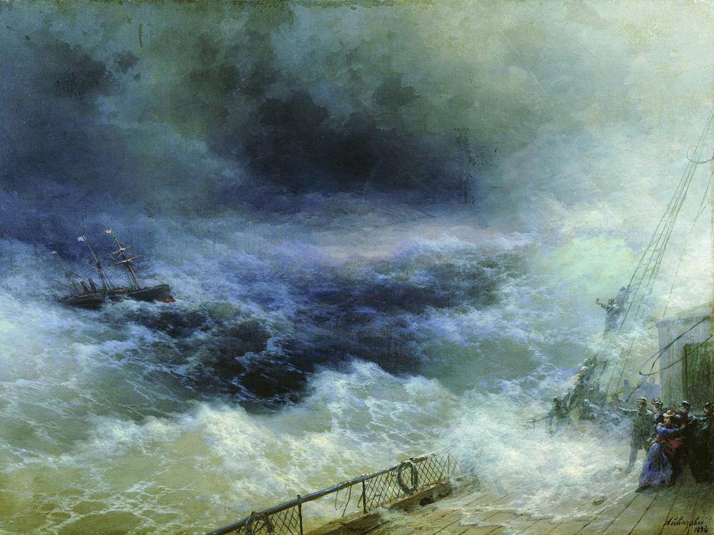 Aivazovsky Ivan | Айвазовский И. | Океан