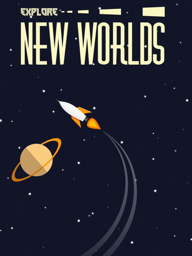 New Worlds   Новые миры