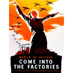 Come Into The Factories | Пришли на Заводы
