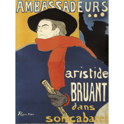 Aristide Bruant | Аристид Брюан