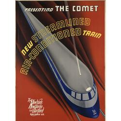 "The Comet: Train | Поезд ""Комета"""