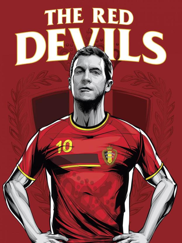 Red devils | Красные дьяволы