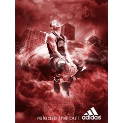 Adidas: Derrick Rose | Деррик Роуз